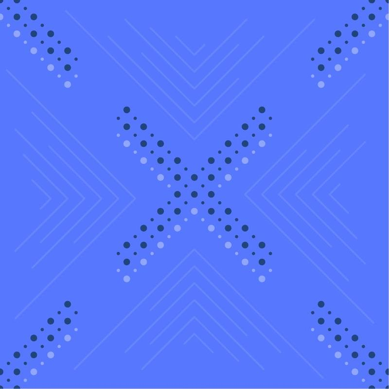 """Free vector """"Dots and Lines Pattern"""""""