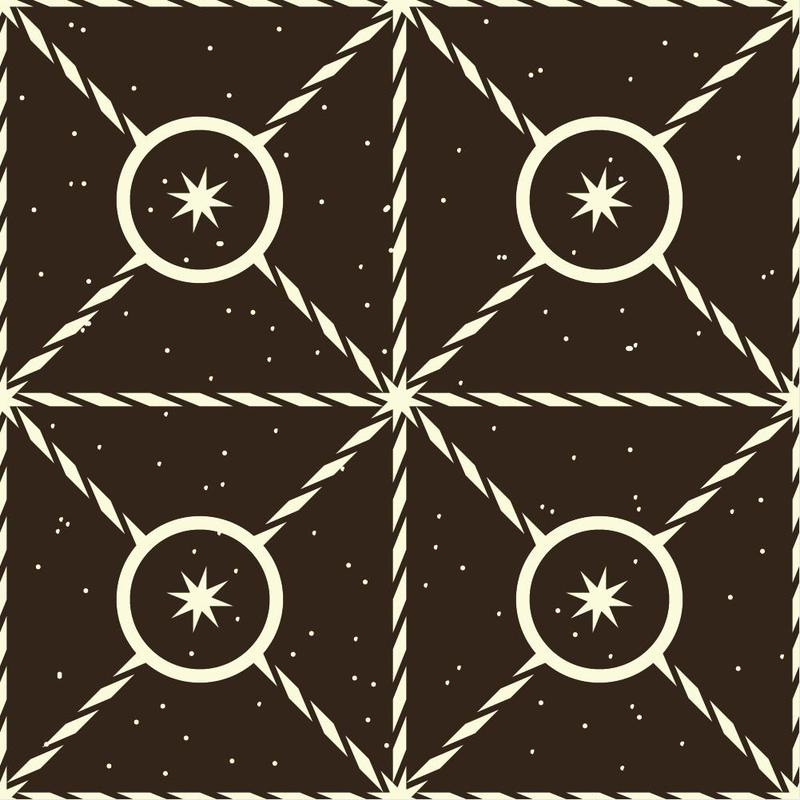 "Free vector ""Nautical Pattern"""