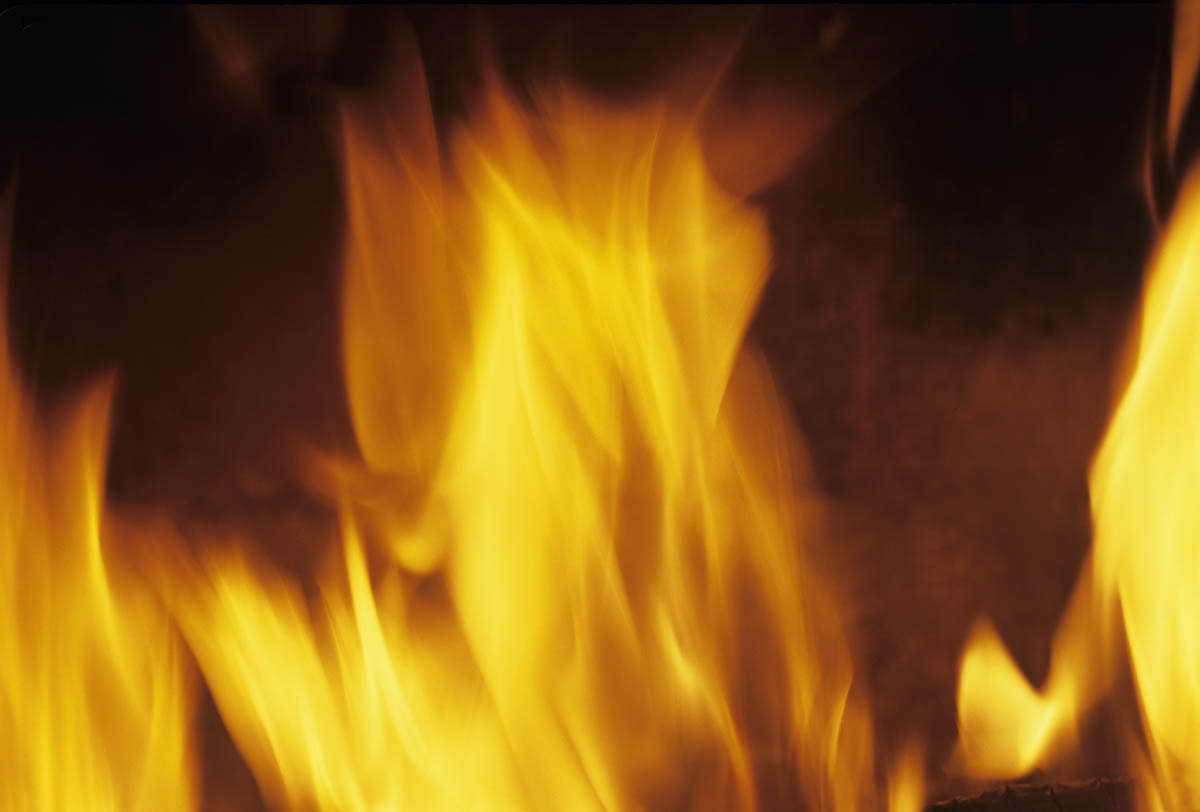 Free stock photo Close-up of fire