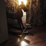 Free stock photo High angle view of rocking horse at home