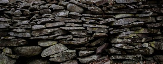Free stock photo Panoramic shot of stone wall