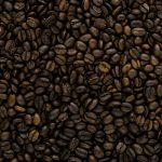 Free stock photo Full frame shot of coffee beans