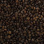 Free stock photo Full frame shot of coffee beans