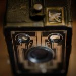 Free stock photo Close-up of vintage camera