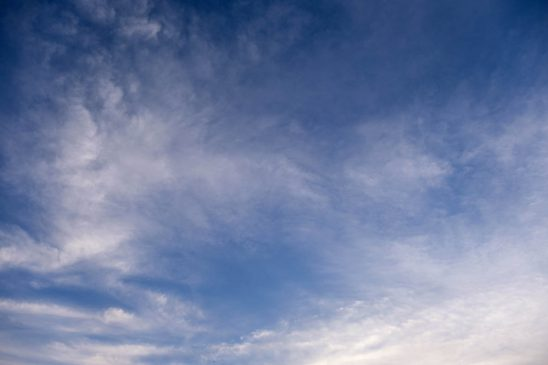 Free stock photo Low angle view of cloudy sky