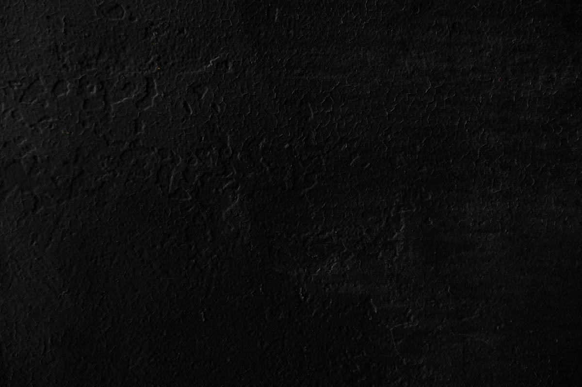 Free stock photo Close-up of textured black wall