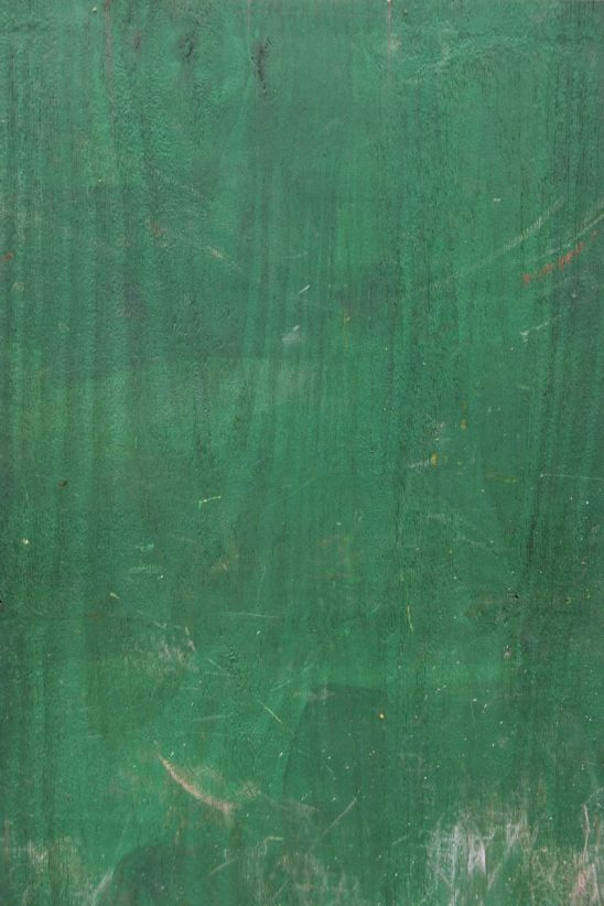 Free stock photo Close-up of plywood wall painted green