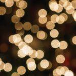 Free stock photo Defocused image of lights