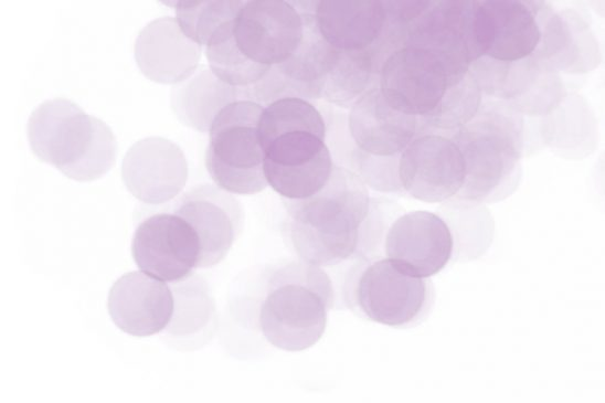 Free stock photo Close-up of purple circles over white background