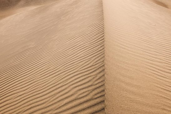 Free stock photo Graphic shot of sand dunes for background