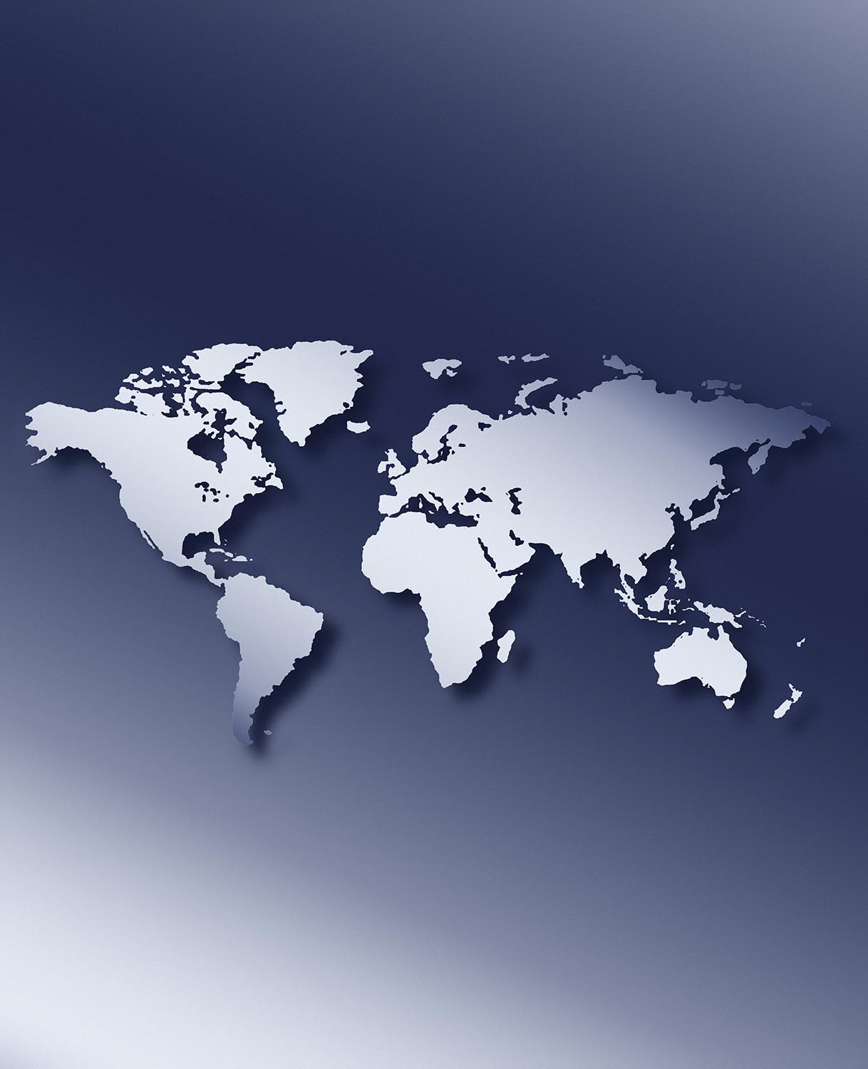 Free stock photo Graphic map of the world