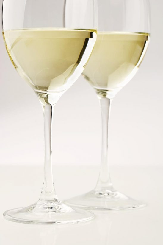 Free stock photo Two glasses of white wine