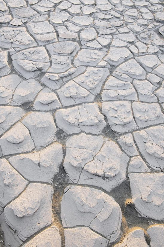 Free stock photo Close-up of very dry cracks in desert earth