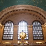 Free stock photo Interior of Grand Central Station with clock