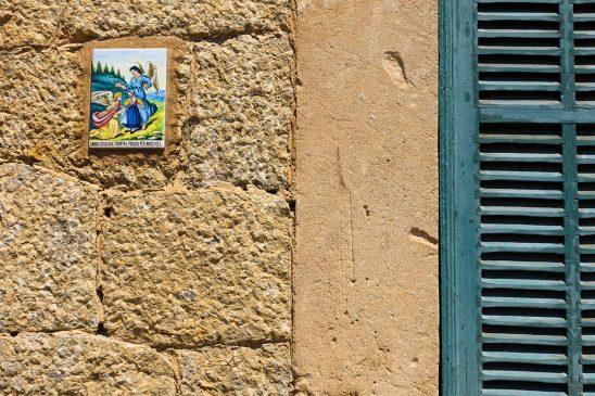 Free stock photo Ceramic street sign in Valldemossa, Majorca, Spain