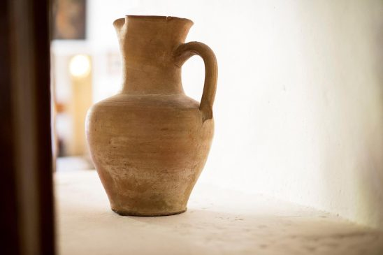 Free stock photo Old pottery pitcher, Spain