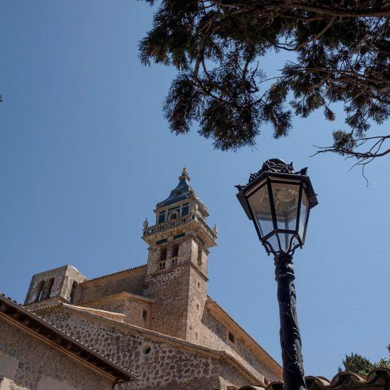 Free stock photo Cartuja in Valldemossa, Majorca, Spain