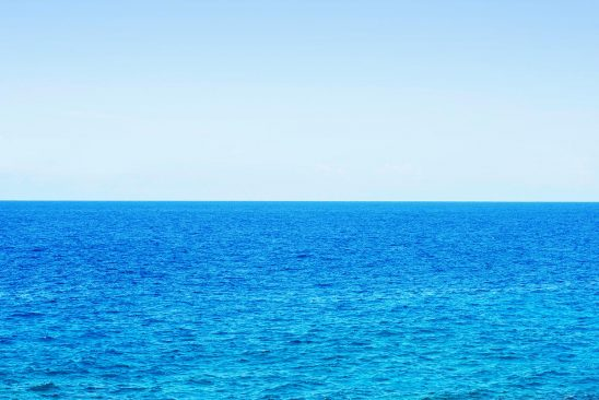 Free stock photo Ocean on a calm day