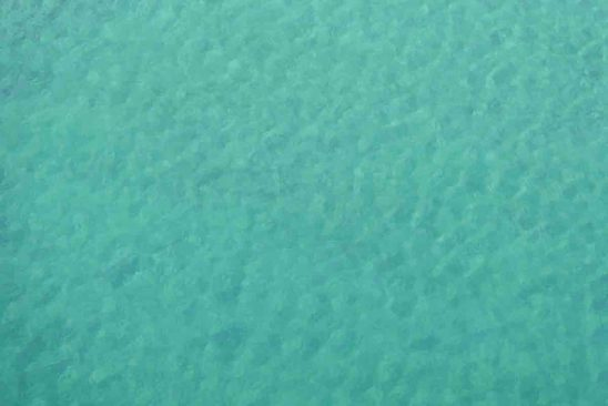 Free stock photo High angle view of turquoise water in sea