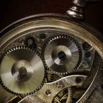 Free stock photo Internal mechanism of pocket watch
