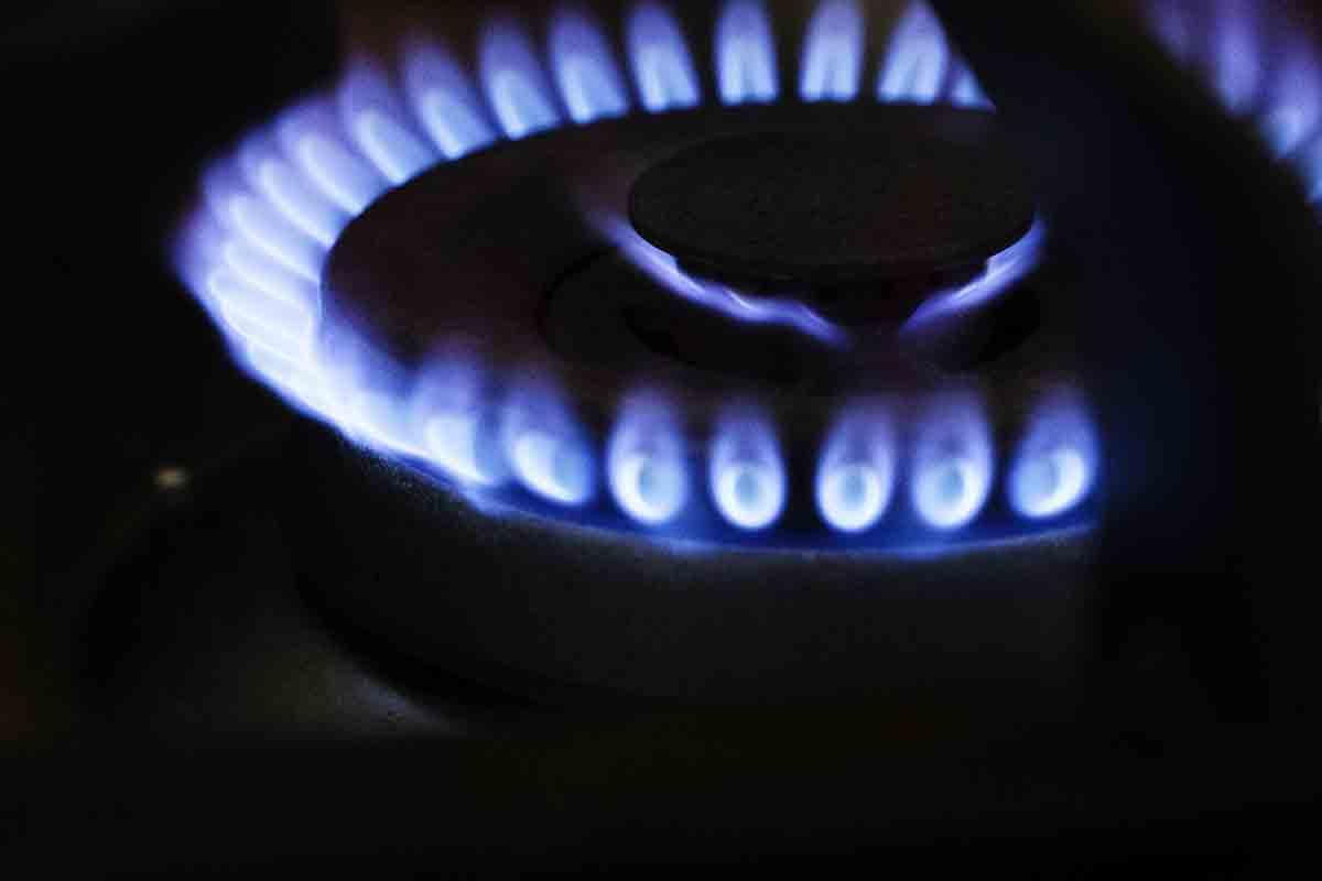 Free stock photo Close-up of stove gas burner