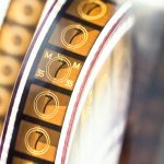 Free stock photo Countdown seconds on a roll of movie film
