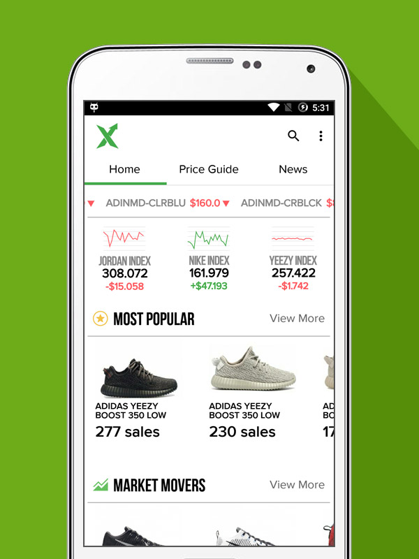 6dec9ffc StockX Android Sneaker App (formerly Campless) - StockX News