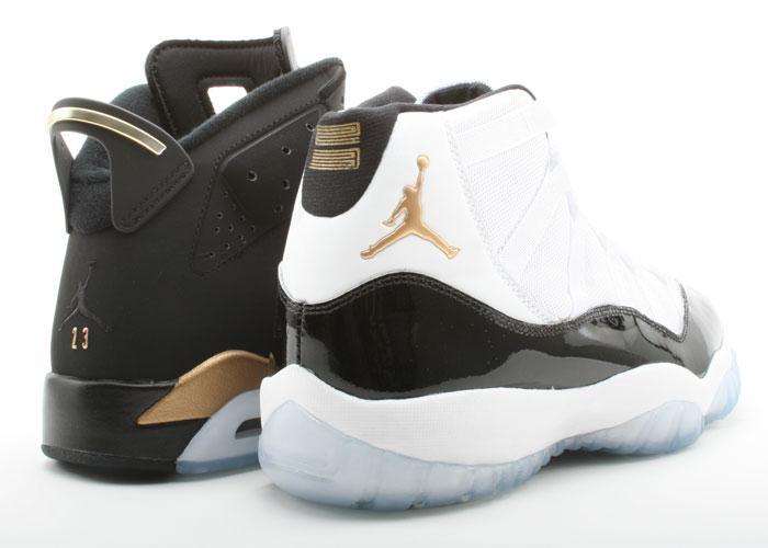 Jordan Defining Moments Pack - Jordan 11/Jordan 6