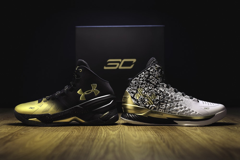 Under Armour Curry Back to Back MVP Pack