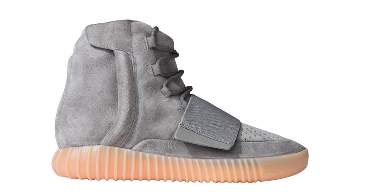 adidas Yeezy 750 Light Grey-Gum-Glow-In-The-Dark