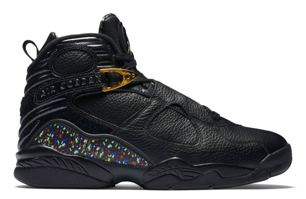 new style 01976 f93fd Jordan 8 Retro Confetti
