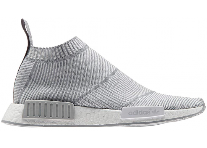 adidas NMD City Sock Grey White