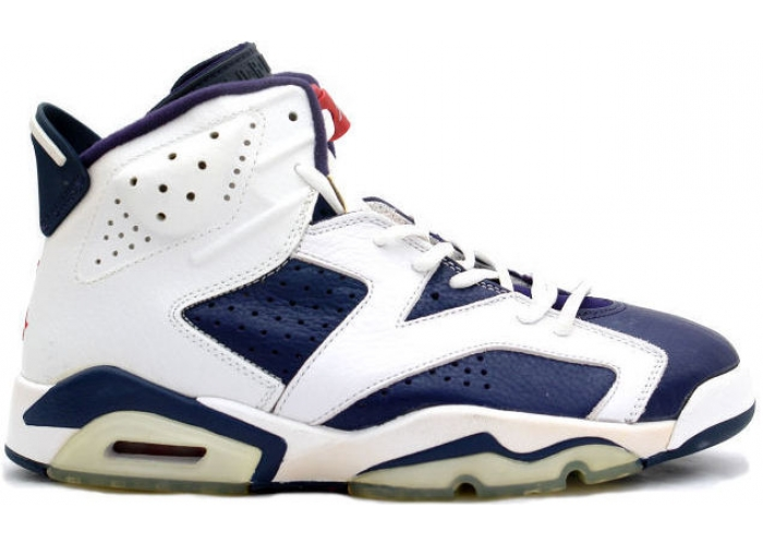 2b59f5fd22b Throwback Thursday: Olympic Air Jordan 6 Retros - StockX News