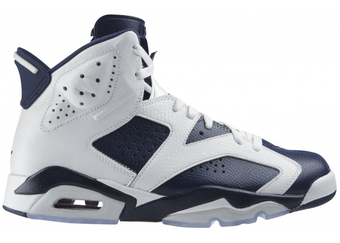 Air Jordan 6 Retro Olympic London 2012