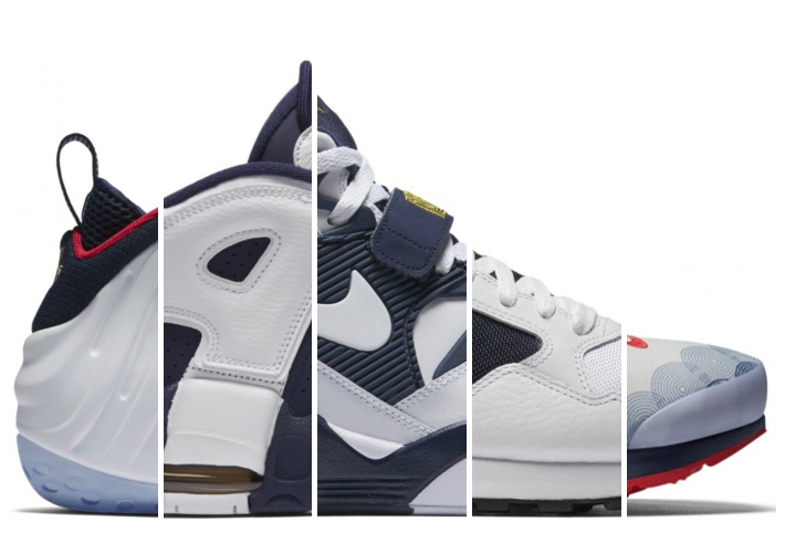Nike 2016 Olympic Releases