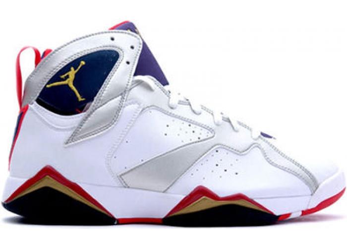 228b8e9e581005 Air Jordan 7 Retro Olympics