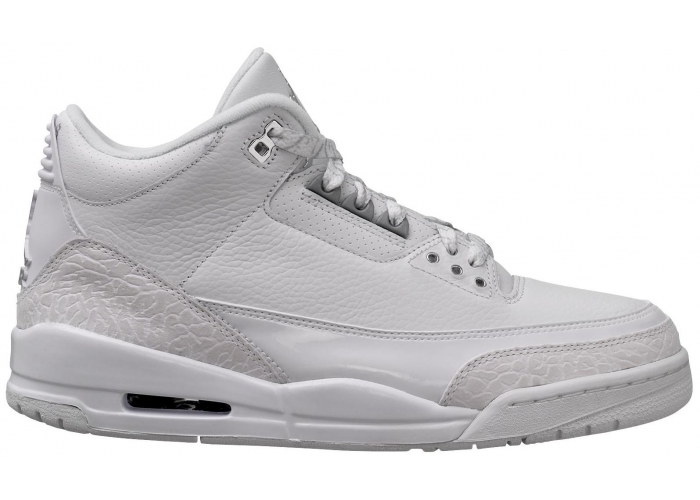 Air Jordan 3 Retro Pure Money $