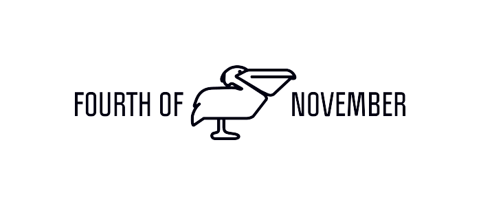 Fourth Of November Logo