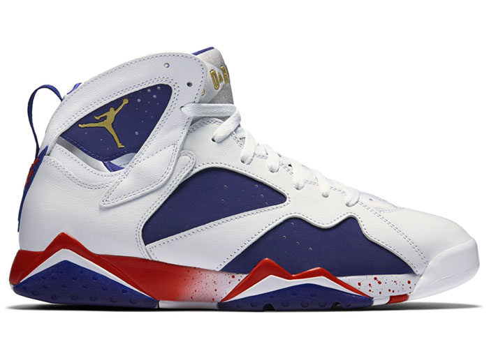 new style fa67d bc6d3 Air Jordan 7 Retro Olympics Tinker Alternate
