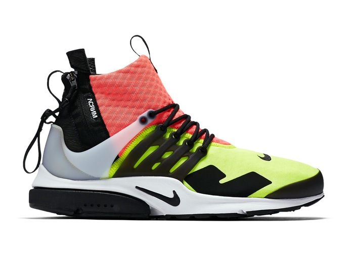 Acronym x Nike Air Presto Volt