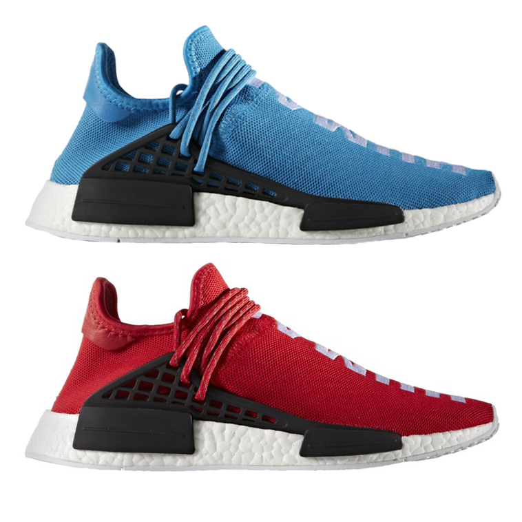 quality design 2e515 6588f Market Watch: Pharrell NMDs, Shattered Backboards, OVO ...