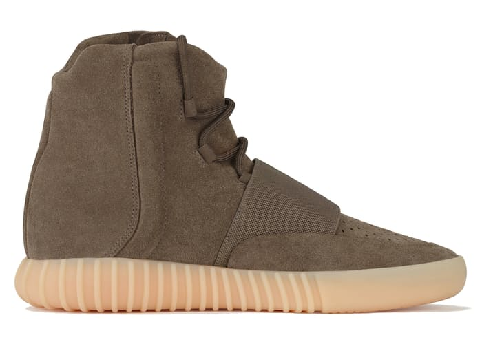 adidas Yeezy Boost 750 Brown Glow