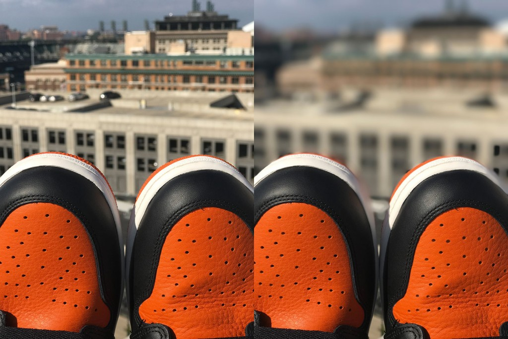 We Tested The New iPhone 7 Plus Camera's Bokeh Depth