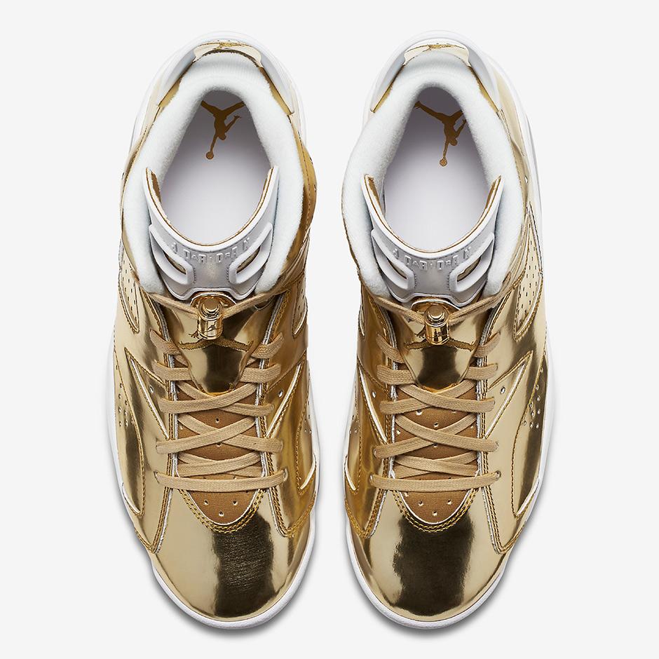 0b416d34de7 Air Jordan 6 Pinnacle Metallic Gold - StockX News