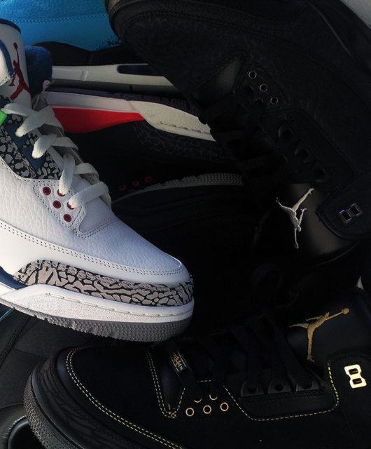 Jordan 3 Resale Prices