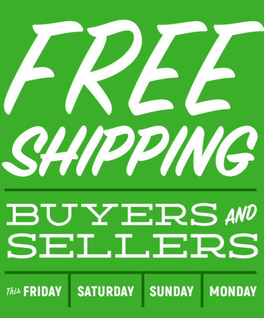 Free Shipping at StockX
