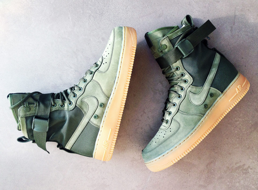 Nike SF Air Force 1 For Sale
