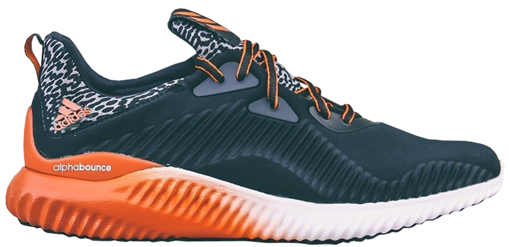 Adidas AlphaBounce Miami Hurricanes PE College Bowl Pack 2016