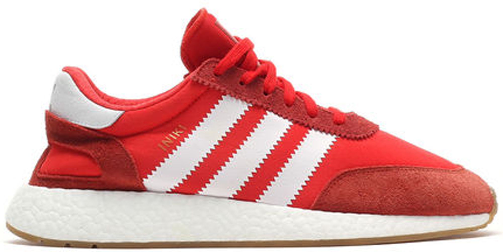 the best attitude d5a12 e49a7 adidas Iniki Boost Red · adidas Iniki Runner