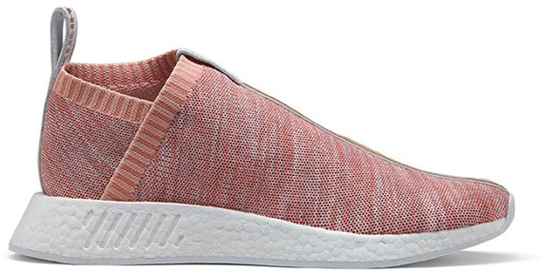 Kith x Naked x adidas Consortium NMD CS2 Women's Pink